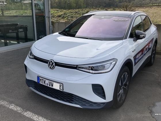 VW ID4 Test Preis Verbrauch Elektroauto